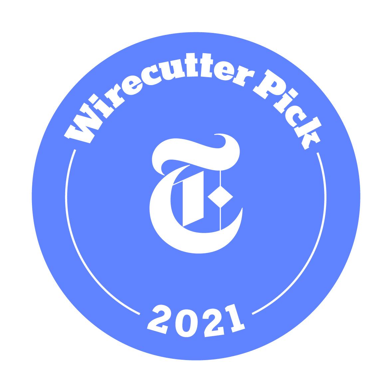 2021 Wirecutter Pick Seal